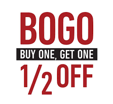 BOGO Special Event for the month of JUNE with JESSLET