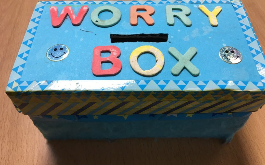 Worry in a Box!