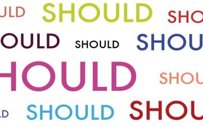 Identifying the 'Shoulds'